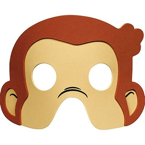 monkey mask template 1000 images about masks on crafts for