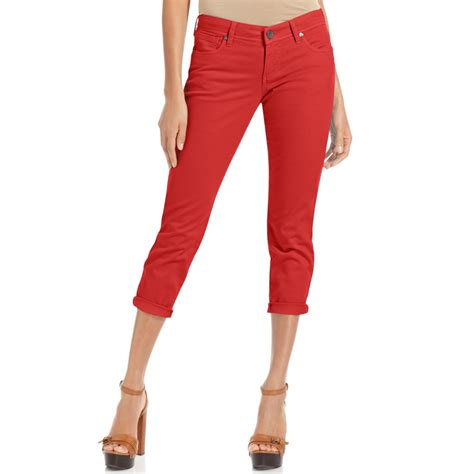 Kulot Jins kut from the kloth catherine cropped in lyst