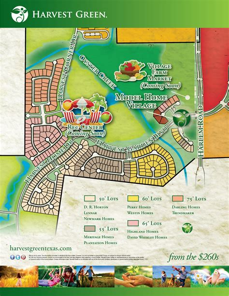 Heather Gardens Floor Plans by New Home Builders In Fort Bend County Harvest Green