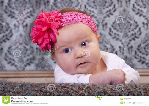 beautiful baby photos with flowers beautiful baby with flower royalty free stock photos