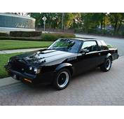 Gorgeous 1987 Buick Grand National GNX With 154 Miles