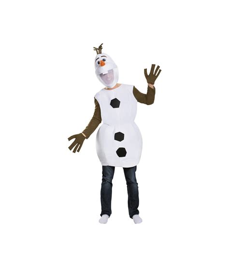 olaf costume frozen olaf mens costume disney costumes