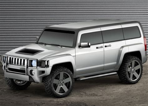 Hummer H4 Fast Speedy Cars