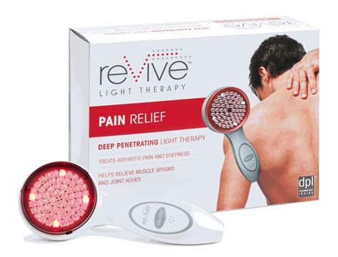 Kathy Ireland By Revive Pain Light Therapy System