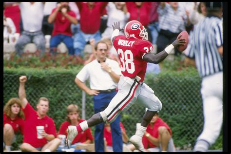 All About Football 15 football top 15 all time bulldogs running backs page 8
