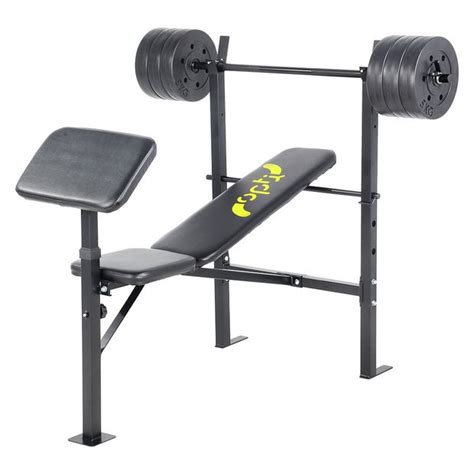 buy weights bench buy opti bench with 30kg weights at argos co uk your