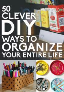 clever diy organizing ideas andrea s notebook