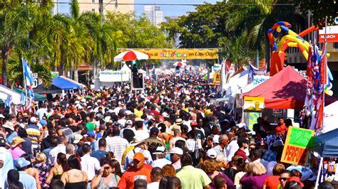 Congé Carnaval 2018 Fest300 Calle Ocho Photos And Festival