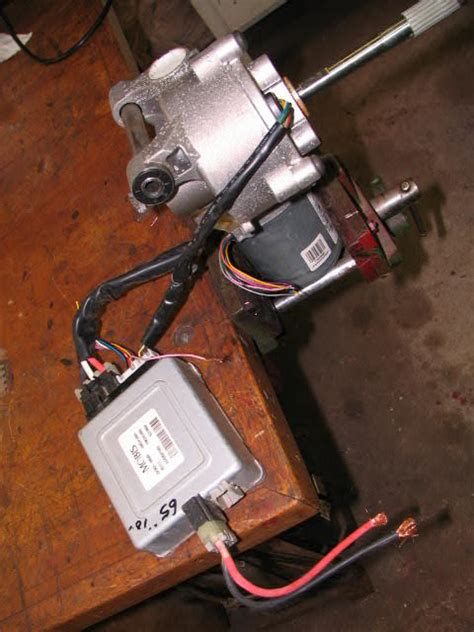 Module Eps Power Stering Mitsubishi Mirage 35 electric power steering with fail safe no ebay module and no caster issues ls1tech