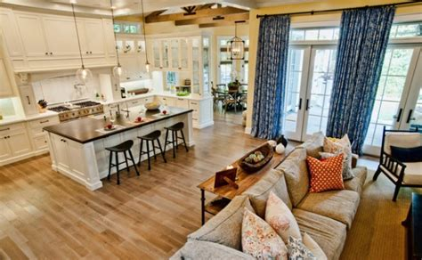 open concept kitchen dining room living room 17 open concept kitchen living room design ideas style