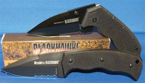 mccann crucible blackhawk crucible knives usconcealedcarry concealed carry