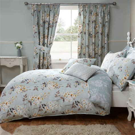 luxury bedding sets by julian charles camille duck egg pure cotton reversible luxury duvet cover