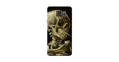 Vans Samsung Galaxy Note 2 Custom samsung galaxy note 5 gogh of a skeleton with a