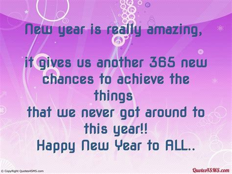 new year is really amazing it gives us new year