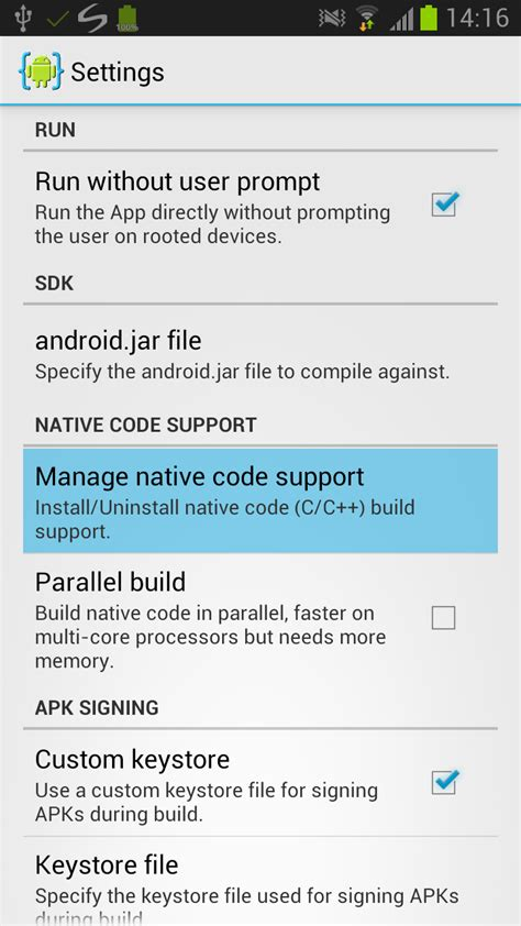 tutorial ndk android studio android ndk tutorial aide android ide