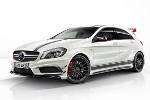 Mercedes I Mercedes A45 Amg Edition 1 Goes On Sale Autoevolution