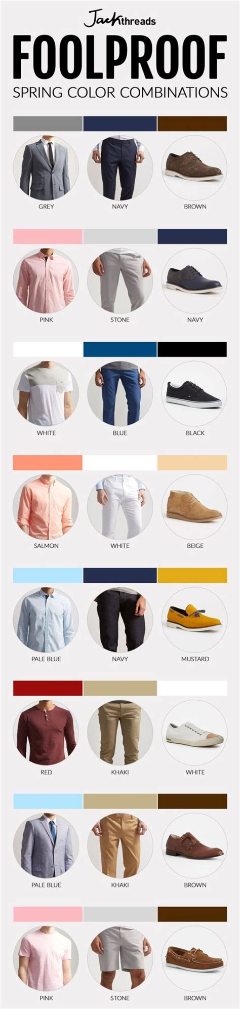 color combination for clothes color combination for mens clothing brown hairs