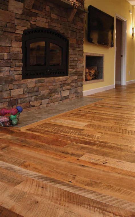 reclaimed homestead hardwoods distressed mountain lumber company
