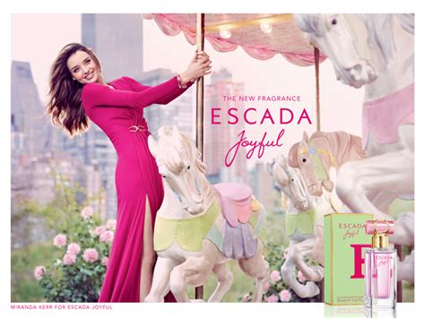 Escada Joyful For joyful escada perfume a fragrance for 2014