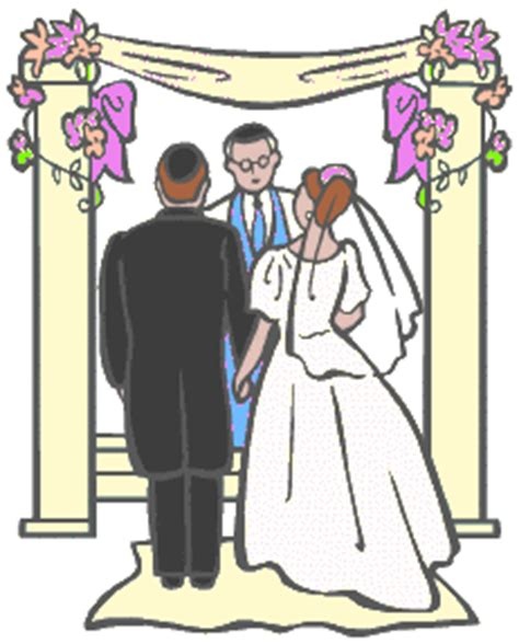 Wedding Ceremony Clipart by Wedding Ceremony Clipart
