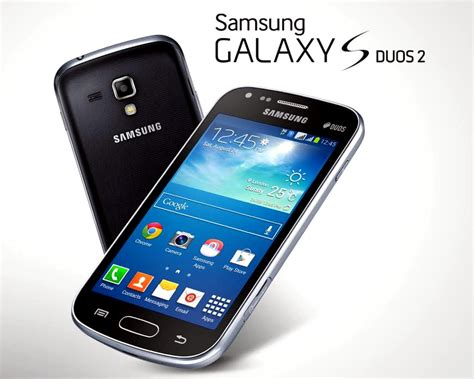 Samsung Duos 2 Samsung Galaxy S Duos 2 Officially Launched In India For Rs 10990