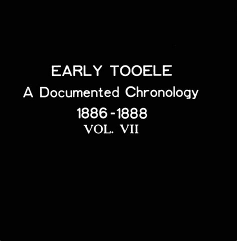 Tooele County Records Tooele County Ut Histories Collection In The Mountain West Digital Library