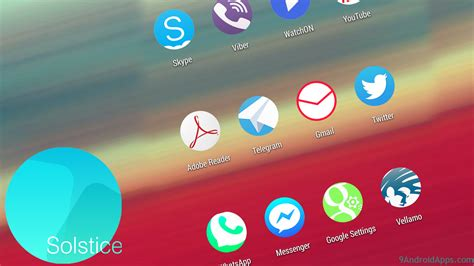 solstice icon pack hd 7 in 1 v9 apk - 9 Android Apk