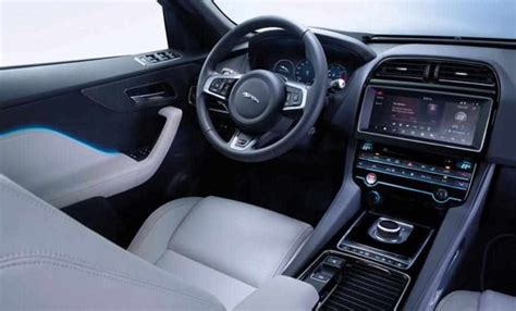 2020 Jaguar F Pace by The New Jaguar F Pace 2019 2020 Model Year Jaguar The