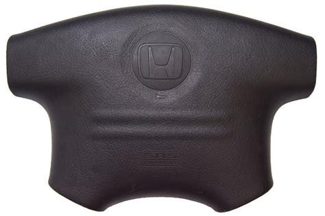 passport rubber sts 1998 2001 honda passport steering wheel center airbag