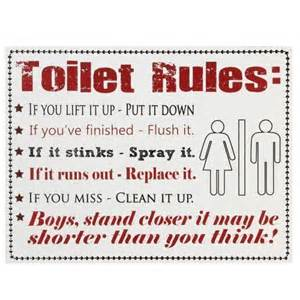 Bathroom Etiquette Bathroom Sign Quotes For Wedding Search