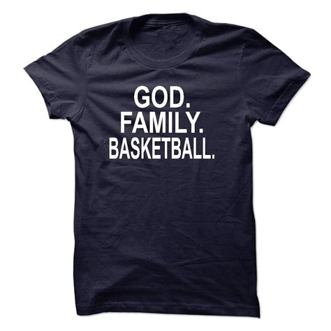 god family basketball t shirt hoodie occupation t shirts