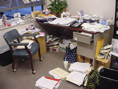 Cluttered Desk Cluttered Mind by Desk Gif Images