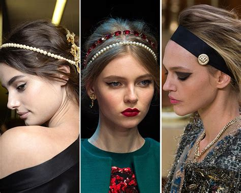 whats trending in hair jewelry fall winter 2015 2016 hair accessory trends fashionisers