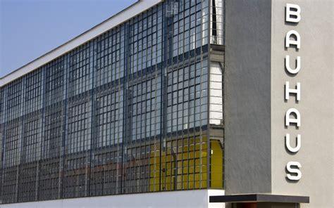 bauhaus architektur merkmale vor 90 jahren forderte das bauhaus revolution statt