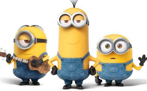 imagenes minions animadas primer trailer de minions la mina de oro animada de universal