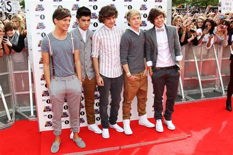 One Direction Wardrobe by One Direction Style Evolution Vogue