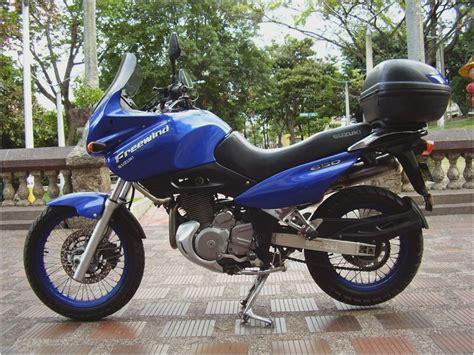 Suzuki Xf 650 Freewind Impression 1997 Suzuki Xf650 Freewind
