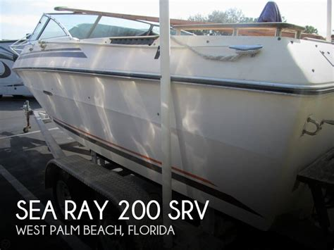 cuddy cabin boat brands sea ray 200 srv for sale in west palm beach fl for