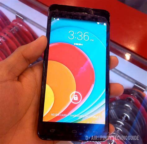 Octa Air o air octa android 4 4 kitkat smartphone with lumi