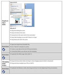 Facilitator Guide Template by Facilitator Guide Template Wordscrawl