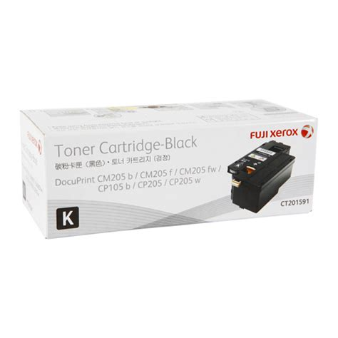 Toner Fuji Xerox Ct202020 Original fuji xerox ct201591 black genuine toner cartridge icartridge