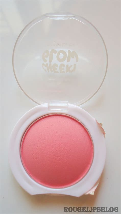 Blush On Maybelline Peachy Sweetie maybelline blush studio cheeky glow blush in the shade