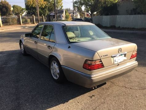 accident recorder 1994 mercedes benz e class head up display service manual 1994 mercedes benz 500e in 1994 mercedes benz e500 500e