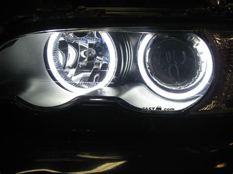 bmw   series angel eyes install diy autoevolution