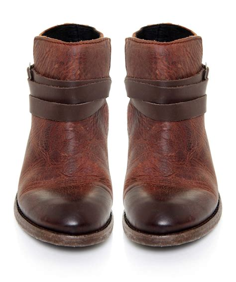 s h by hudson horrigan calf leather boots available
