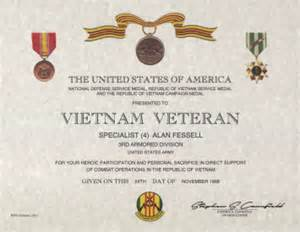 u s marine corps certificates