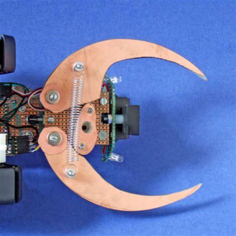 membuat robot gripper membuat robot semut wisbenbae