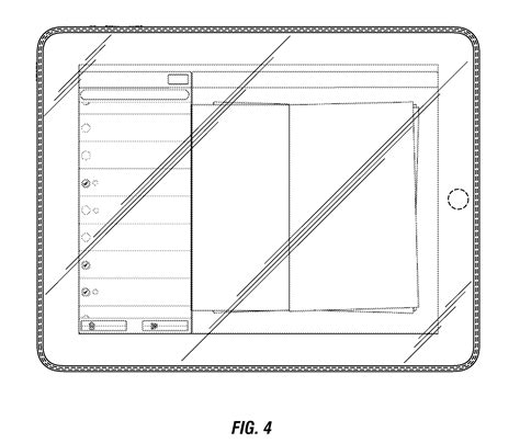 design application continuation patent usd682262 portable display device with animated