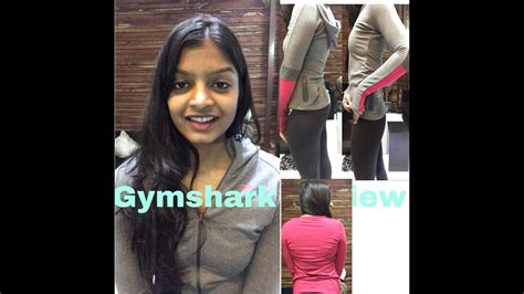 gymshark honest review  impulse zip hoodie dreamy