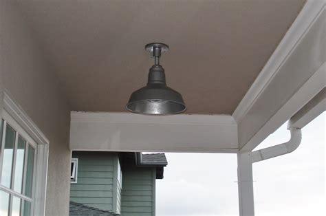 Galvanized Barn Light Fixtures Galvanized Barn Light Fixtures Gooseneck Barn Lights Warehouse Shade Collection Vintage